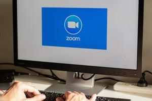 zoom call